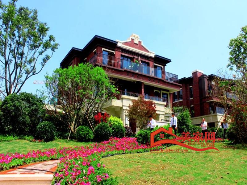 泰豐牧馬湖實景圖