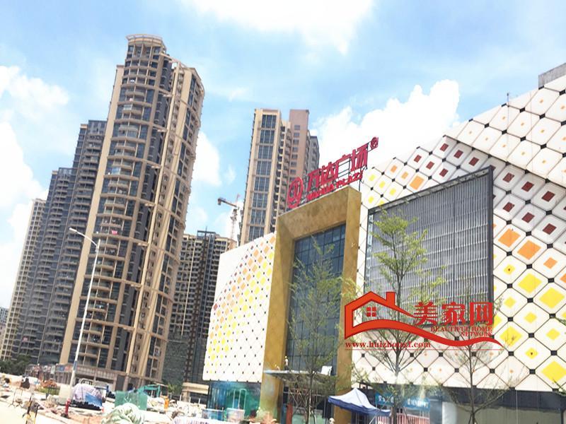 惠州萬達廣場實景圖